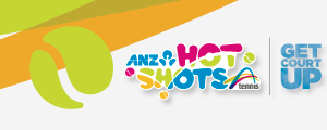 ANZ Hot Shots community play is on at Sunshine Tennis Club again